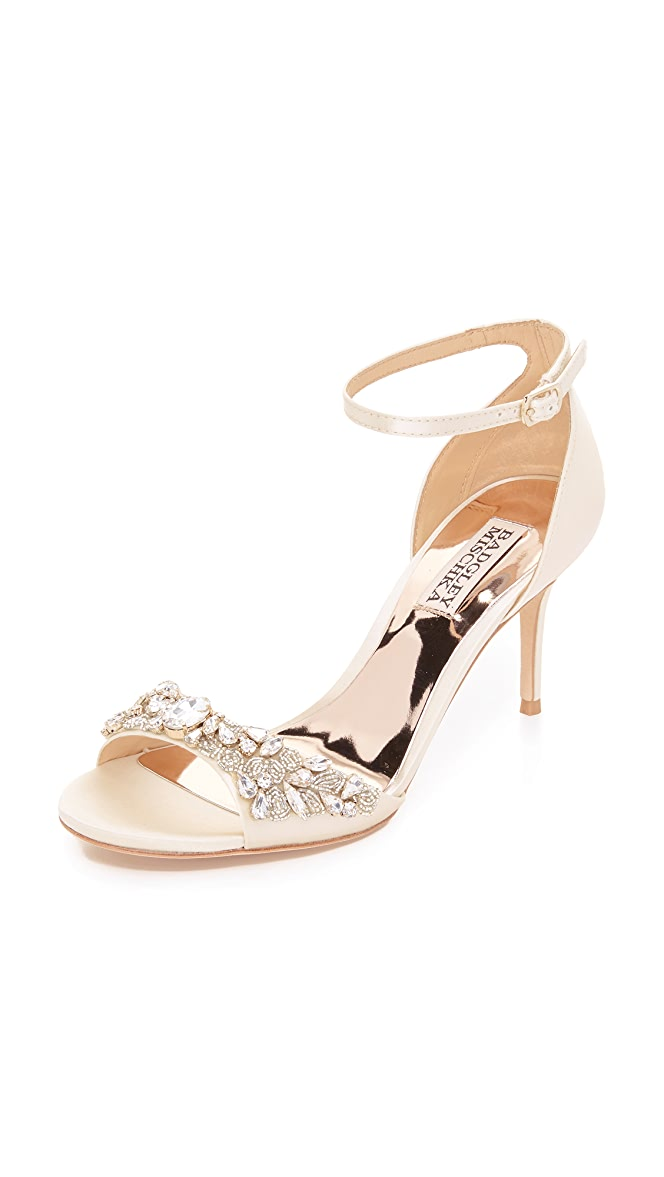 1fdf4658fcb Badgley Mischka Bankston Sandals