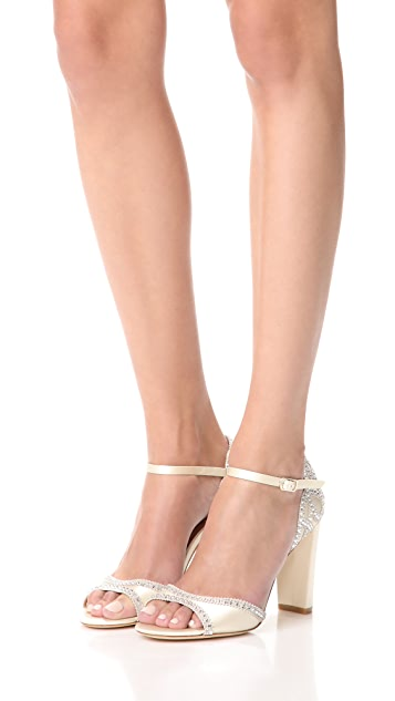 Badgley Mischka Kelly Sandals
