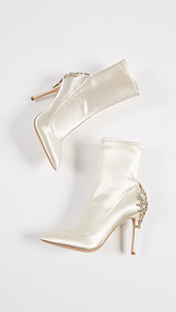 Badgley Mischka Meg Ankle Boots