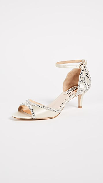 Badgley Mischka Gillian Open Toe Sandals