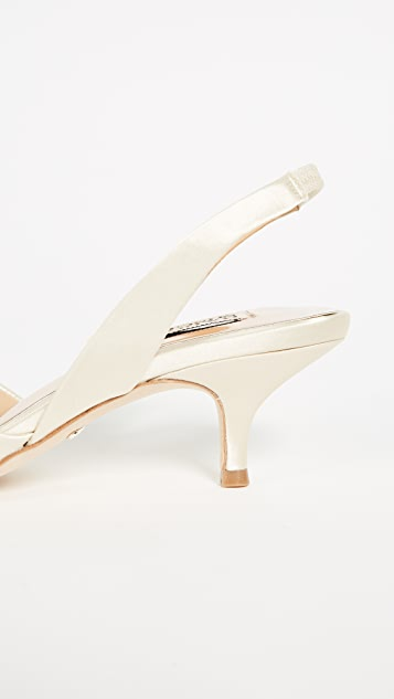 Badgley Mischka Salena Slingback Pumps