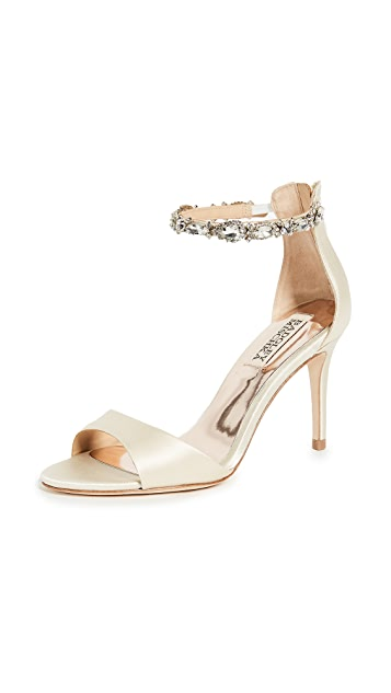 Badgley Mischka Sindy Ankle Strap Sandals