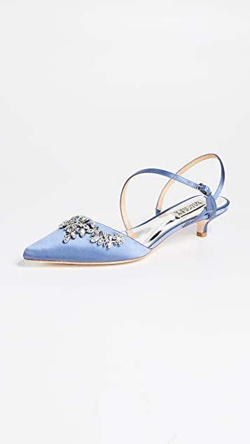 Badgley Mischka Fae Slingback Pumps