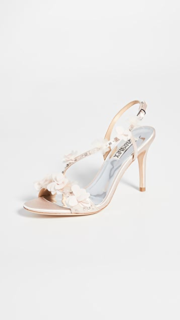 Badgley Mischka Irene Strappy Sandals