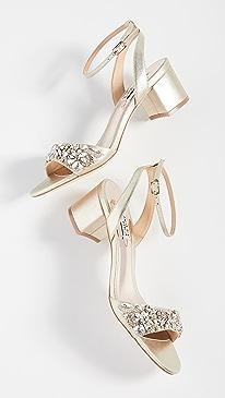 Ivanna Block Heel Sandals