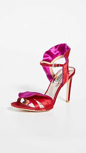 Badgley Mischka Ella Strappy Sandals