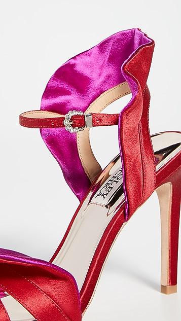 Badgley Mischka Ella Strappy Sandals
