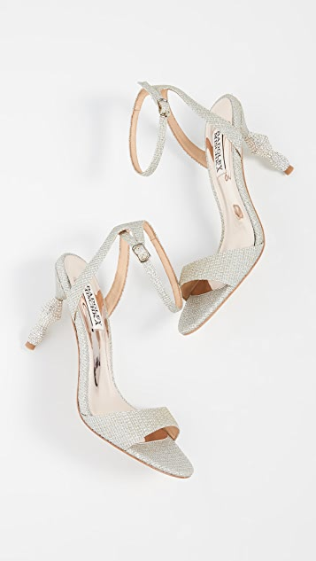 Badgley Mischka EvaMarie Ankle Strap Sandals