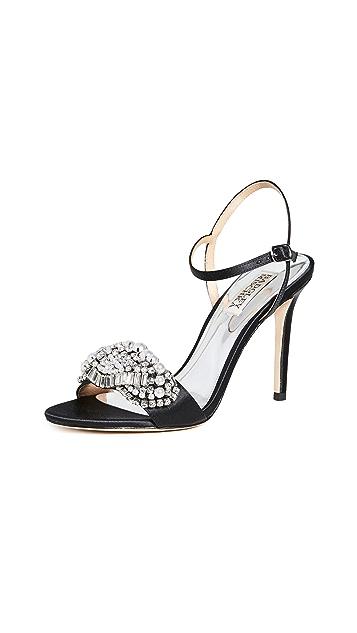 Badgley Mischka Odelia Strappy Sandals