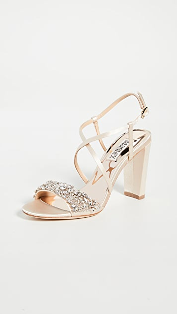 Badgley Mischka Carolyn Sandals