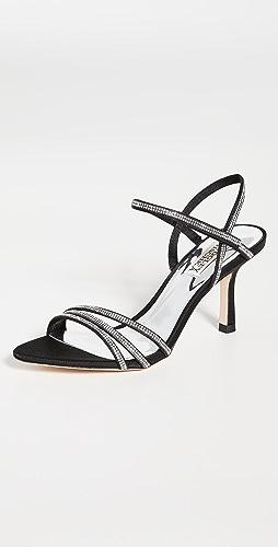 Badgley Mischka - Dessa Strappy Sandals