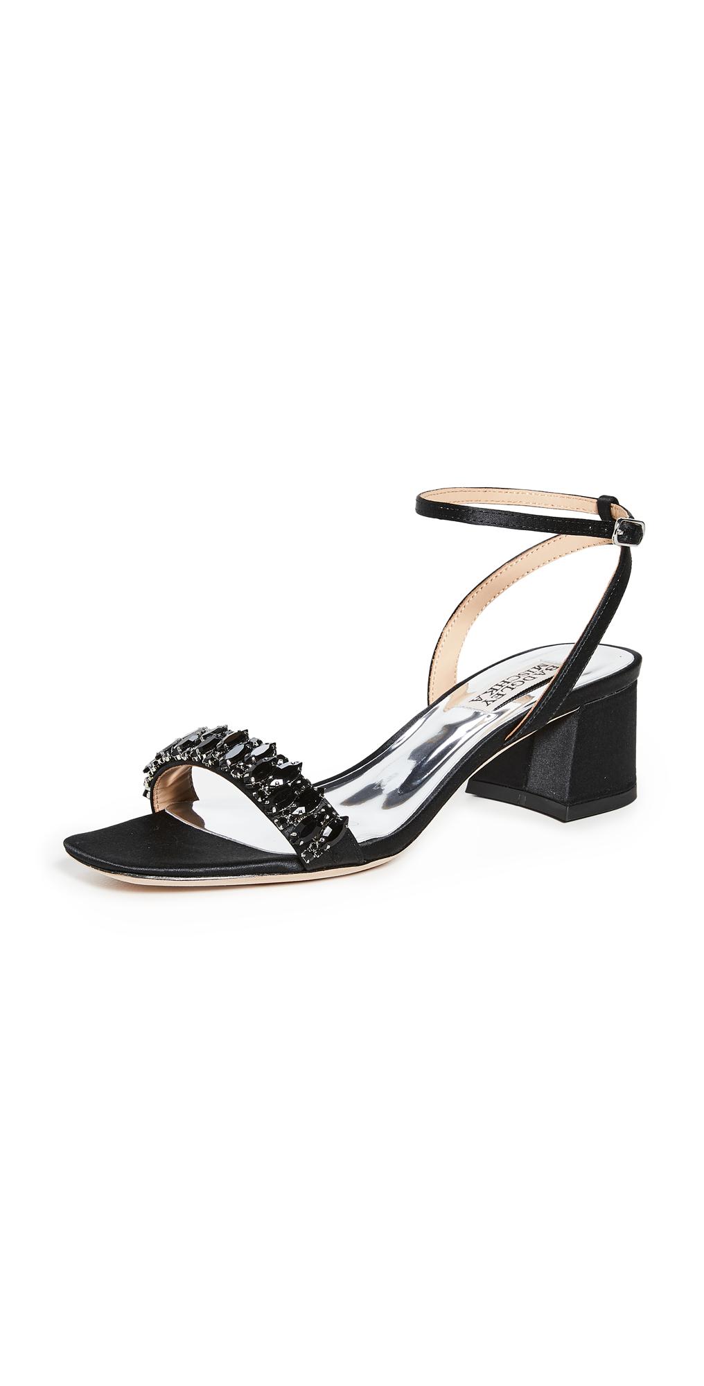 Badgley Mischka Harlow Ankle Strap Sandals