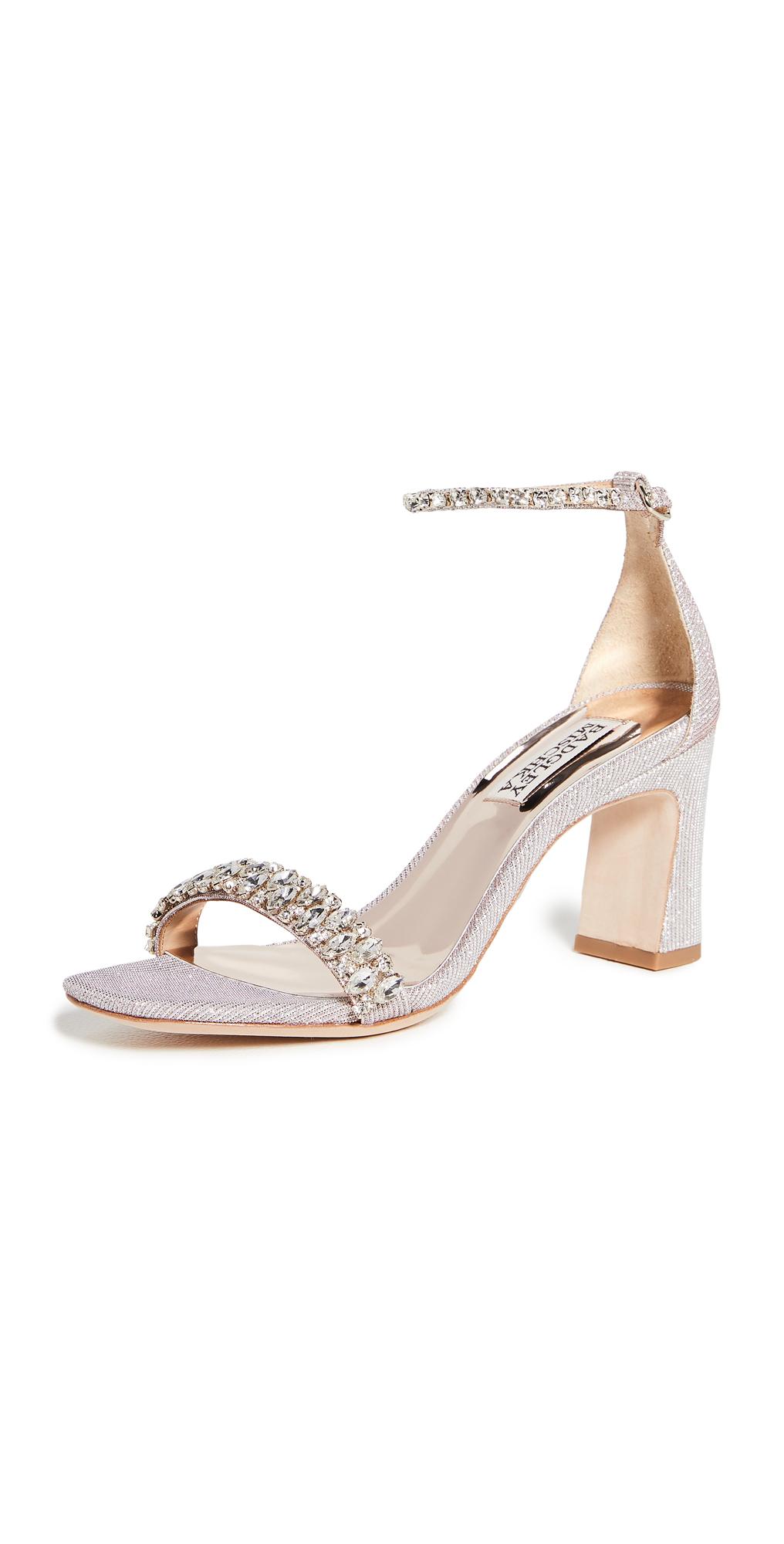 Badgley Mischka Harriet Ankle Strap Sandals
