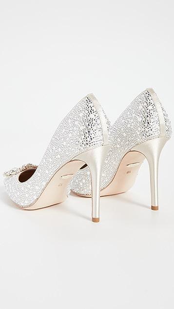 Badgley Mischka Cher II 浅口高跟鞋
