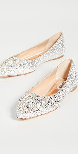 Badgley Mischka - Ronda Flats