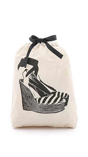 Bag-all Espadrille Organizing Bag