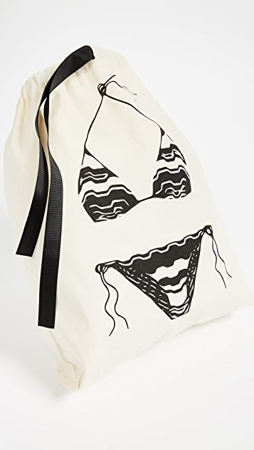 Bag-all Bikini Organizing Bag