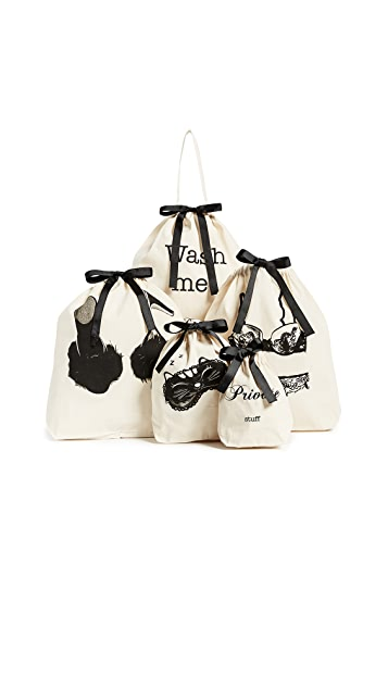 Bag-all Resort Getaway Bag Set