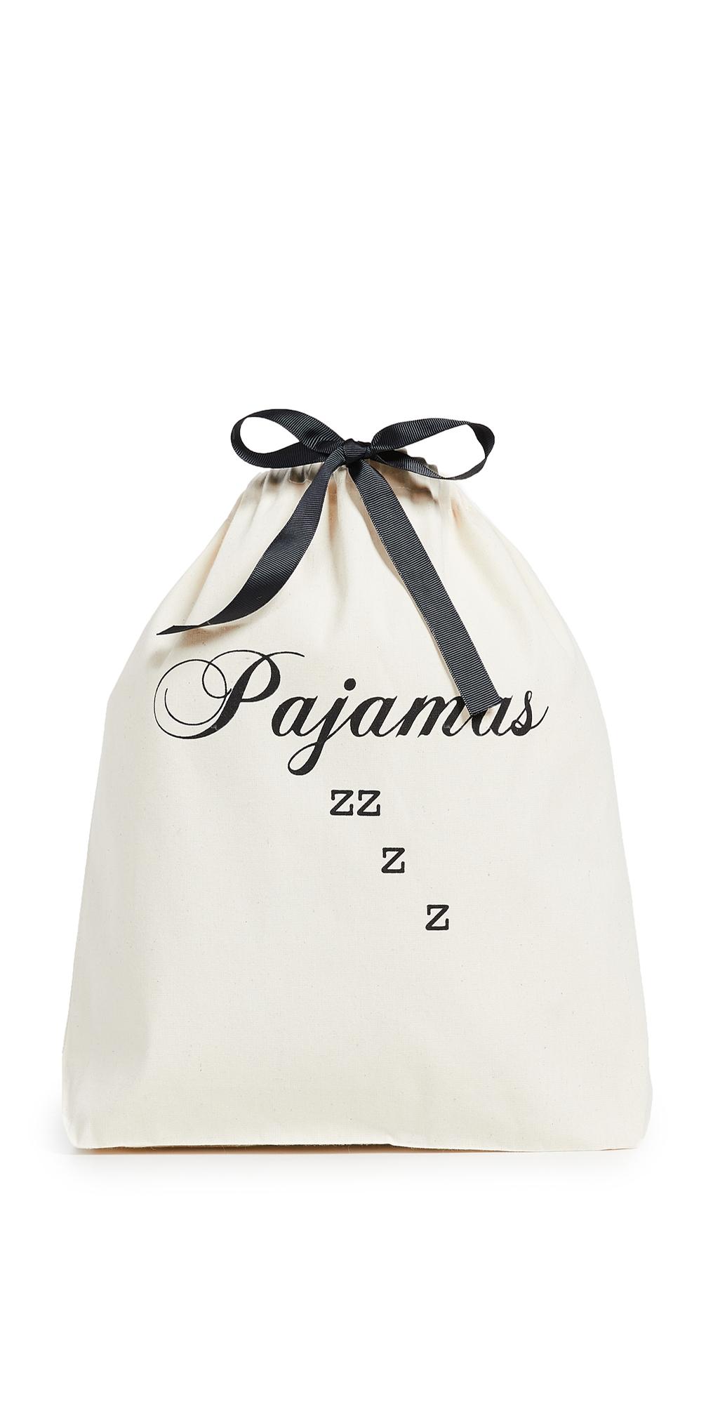 Pajamas ZZZ Organizing Bag