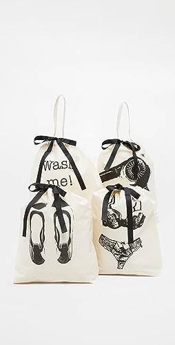 Bag-all - 女士 4 件装包袋套装