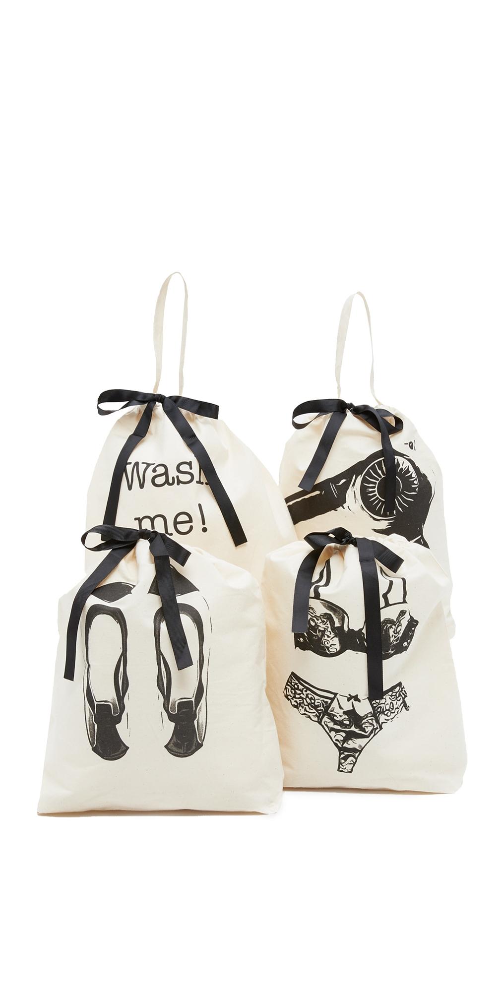 Women's 4 Pack Bag Set
