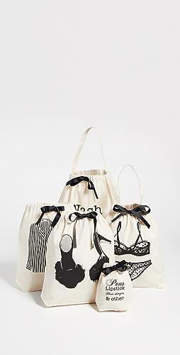 Bag-all - 女子周末旅行套装