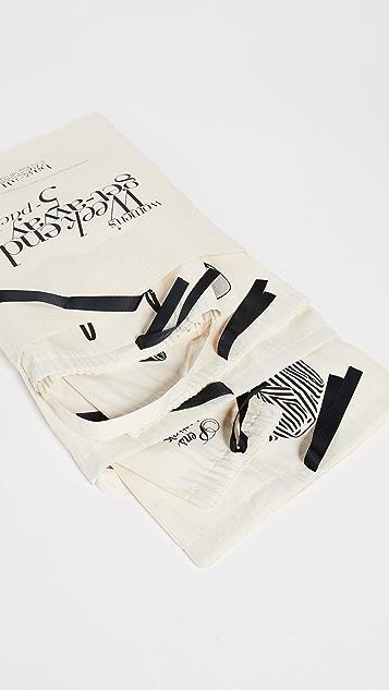 Bag-all Набор женских сумок для поездок на выходные