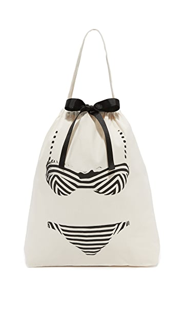Bag-all Bikini Travel Bag