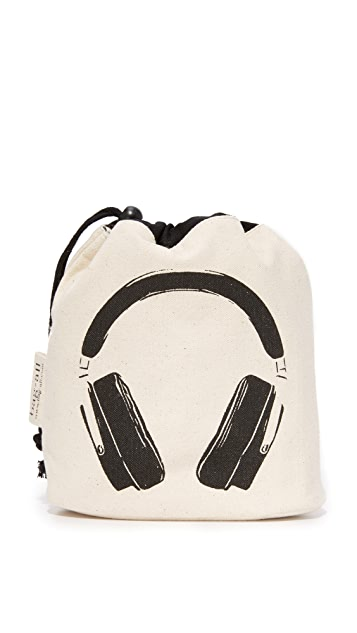 Bag-all Headphones Organizing Bag