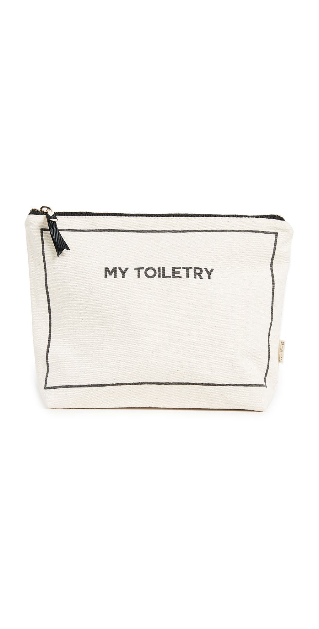 My Toiletry Lined Travel Pouch