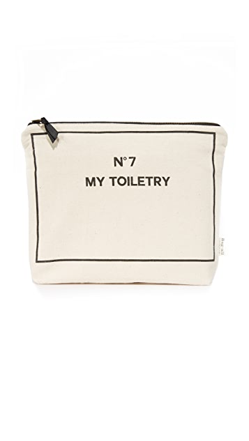 Bag-all My Toiletry Lined Travel Pouch