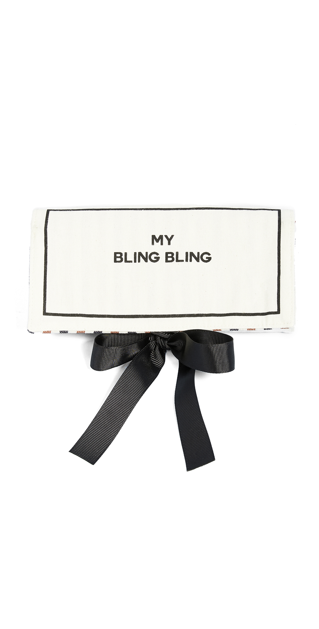 My Bling Bling Jewelry Roll