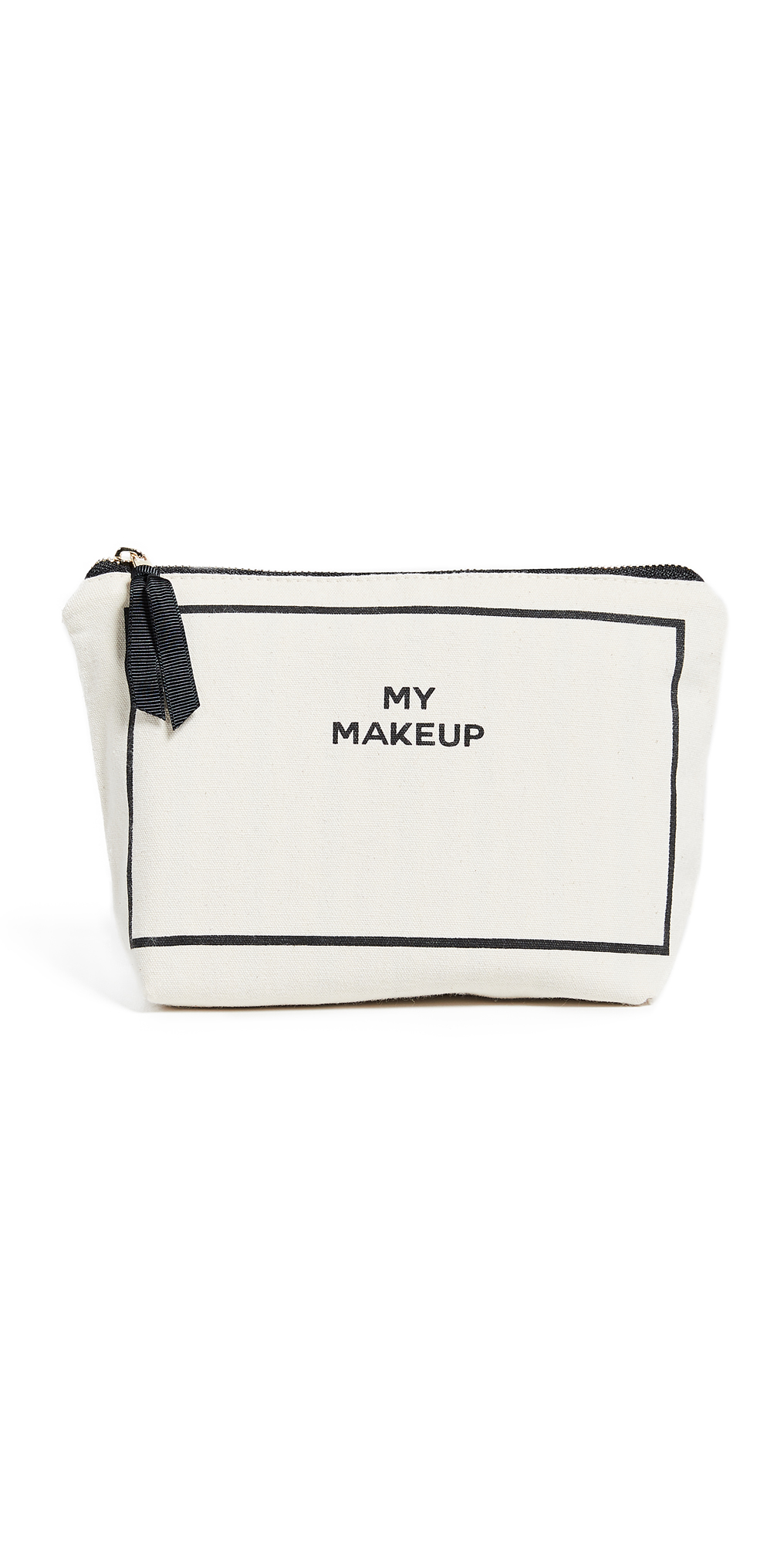 My Makeup Lined Travel Pouch