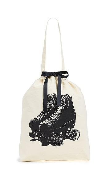 Bag-all Roller Skates 包
