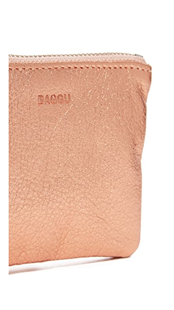 BAGGU Small Flat Coin Pouch
