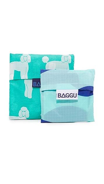 BAGGU Poodle Bag Set