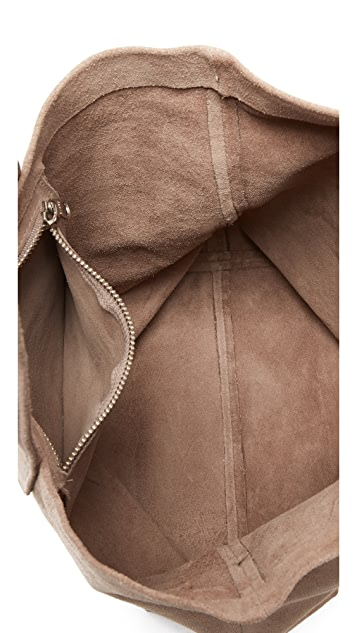 BAGGU Базовая объемная сумка с короткими ручками