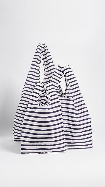 BAGGU Набор из трех сумок Standard