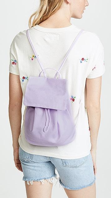 BAGGU Canvas Mini Backpack