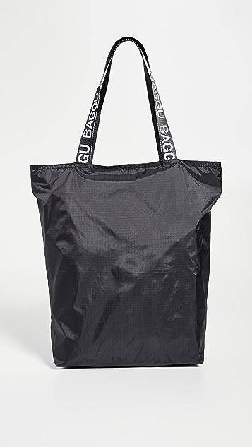 BAGGU 厚织尼龙布料手提袋