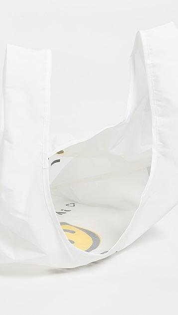 BAGGU Набор из трех складных сумок Standard