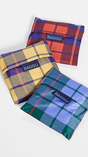 BAGGU Standard Baggu Triple Set