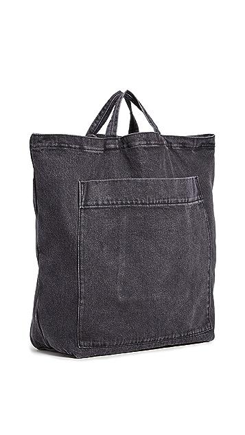 BAGGU 大号口袋手提包