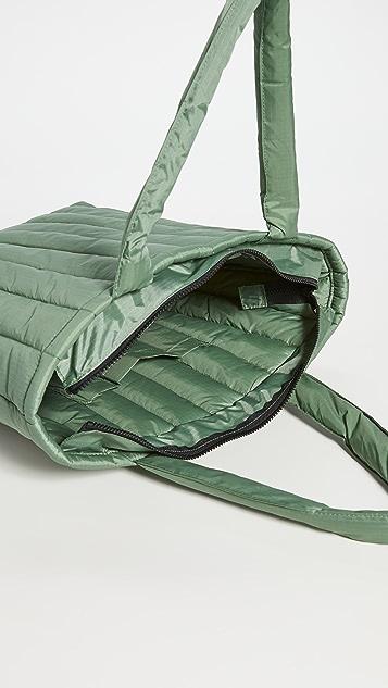 BAGGU Puffy Tote Bag