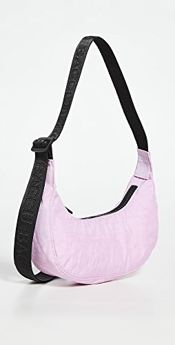 BAGGU - Mini Nylon Crescent Bag