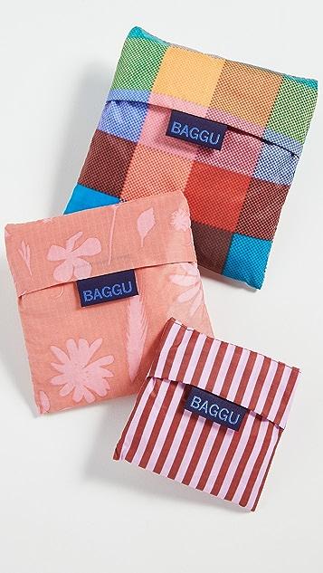 BAGGU 标准三件装