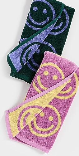 BAGGU - 手巾 2 件装
