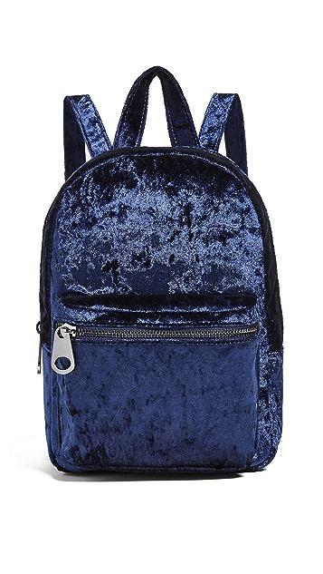 Studio 33 Velvet Mini Backpack