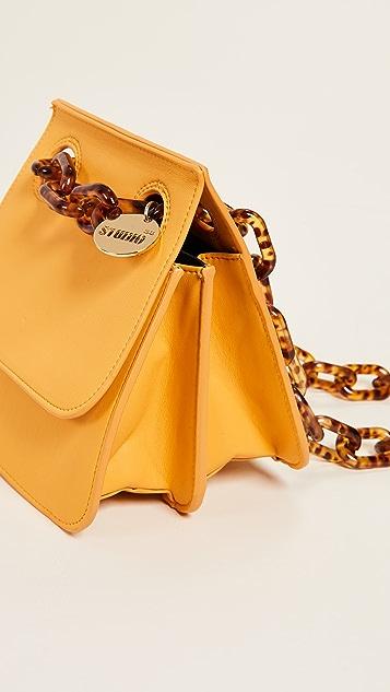 Studio 33 Woke Shoulder Flap Bag