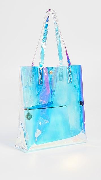 Studio33 Объемная сумка с короткими ручками Jen